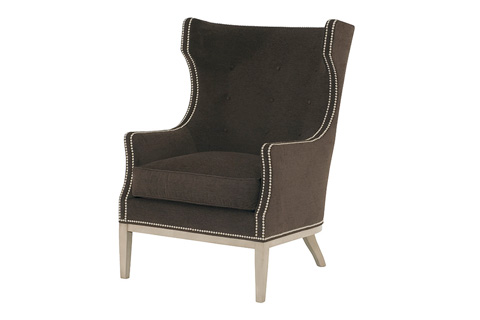 Wesley Hall, Inc. - Wing Back Chair - 656