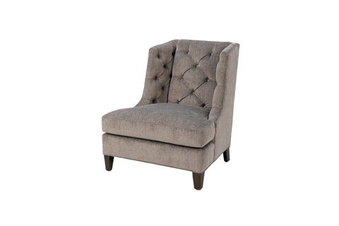 Wesley Hall, Inc. - Wing Back Chair - 665