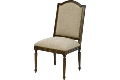 Wesley Hall, Inc. - Dining Side Chair - 744-S