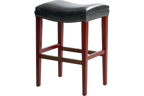 Wesley Hall, Inc. - Rectangular Bar Stool - L5015-BS