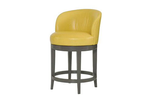 Wesley Hall, Inc. - Curved Back Counter Stool - L5016-CS