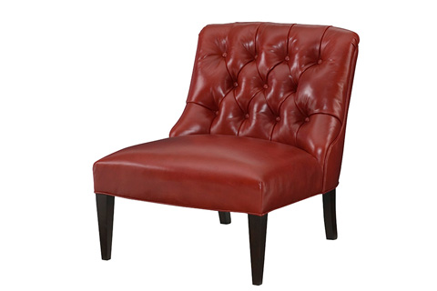 Wesley Hall, Inc. - Slipper Chair - L620