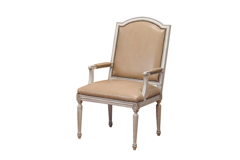 Wesley Hall, Inc. - Dining Arm Chair - L7079-A