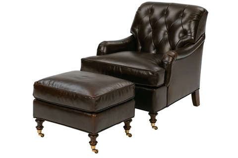 Wesley Hall, Inc. - Tufted Club Chair - L7100