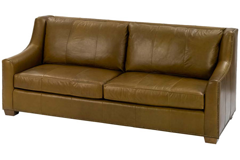Wesley Hall, Inc. - Two Seater Sofa - L8208-89