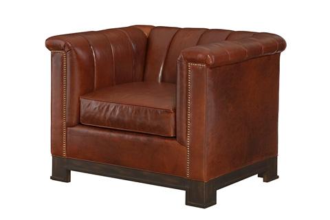 Wesley Hall, Inc. - Tub Chair - PL609