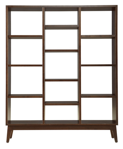 West Bros - Triple Bookcase - 72280-349