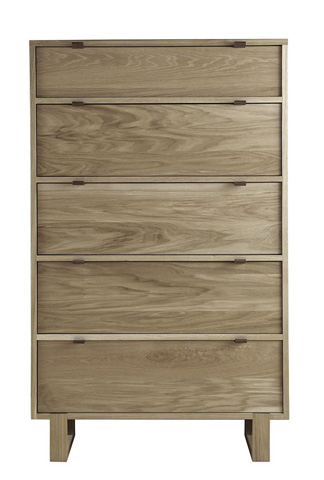 West Bros - Chest of Drawers - 81689-531