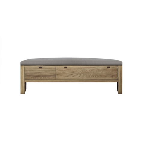 West Bros - Bed Bench - 81689-590
