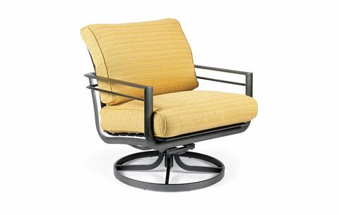 Winston Furniture Company, Inc - Lounge Swivel Rocker - M36018