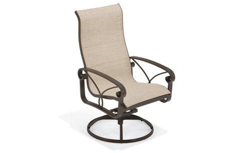 Winston Furniture Company, Inc - Ultimate High Back Swivel Tilt Chair - M4359