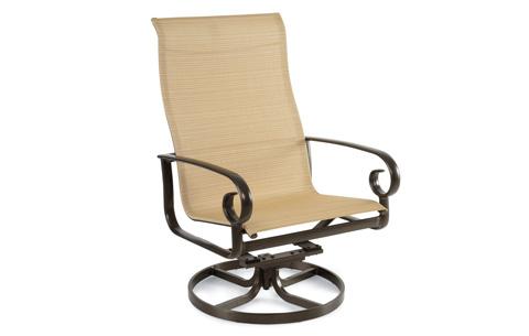 Winston Furniture Company, Inc - Swivel Tilt Chat Chair - M55079