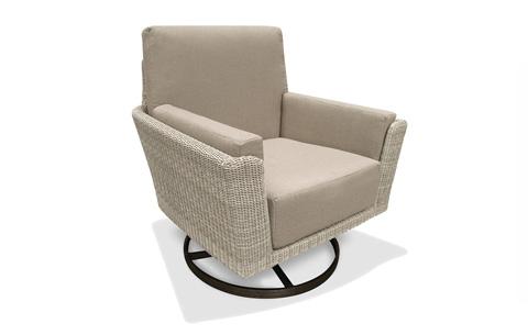 Winston Furniture Company, Inc - Action Swivel Tilt Lounge Chair - M74020