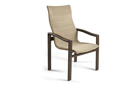 Winston Furniture Company, Inc - Ultimate High Back Dining Chair - M79041
