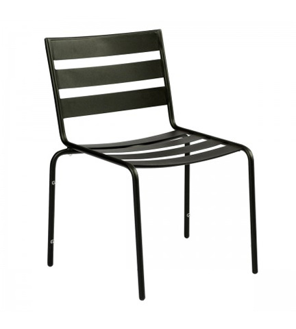 Woodard Company - Metro Mercury Dining Side Chair - 110002.92