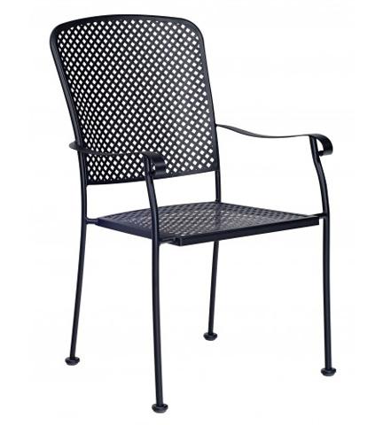 Woodard Company - Fullerton Dining Arm Chair - 2Z0001