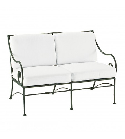 Woodard Company - Sheffield Loveseat - 3C0019