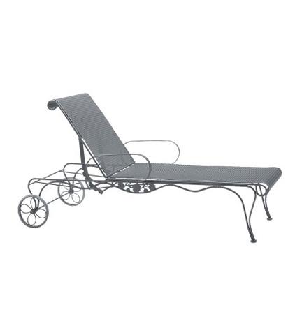 Woodard Company - Briarwood Adjustable Chaise Lounge - 400070