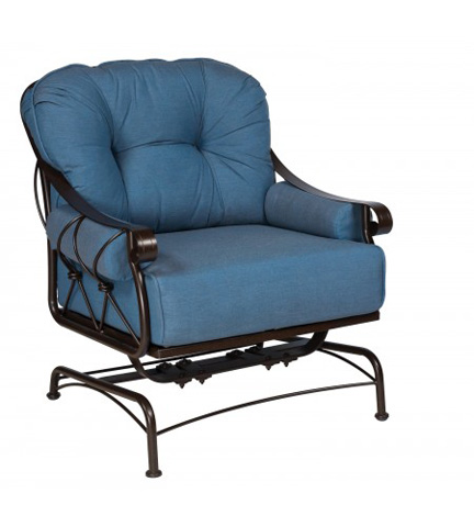 Woodard Company - Derby Spring Lounge Chair - 4T0265