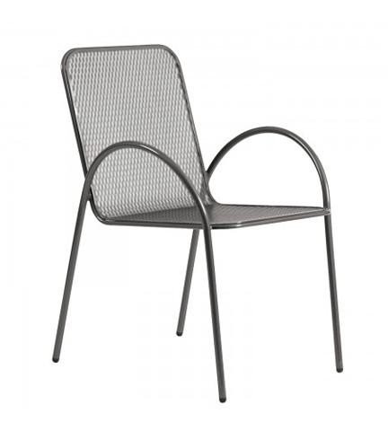 Woodard Company - Avalon Bistro Arm Chair - 4U0001