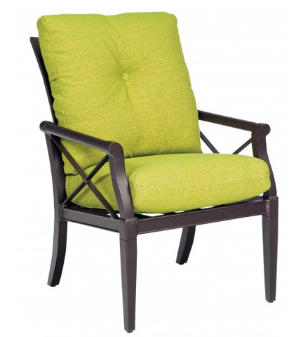 Woodard Company - Andover Dining Arm Chair - 510401
