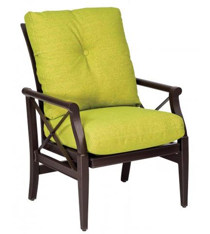 Woodard Company - Andover Rocking Arm Chair - 510405