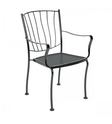 Woodard Company - Aurora Dining Arm Chair - 5L0001