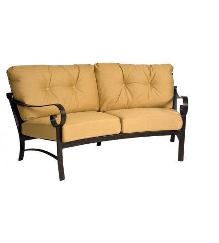 Woodard Company - Belden Cushion Crescent Sofa - 690464M