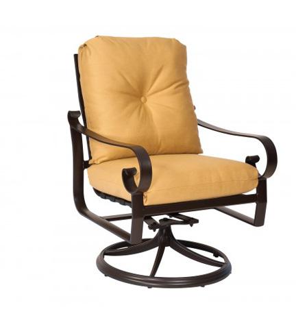 Woodard Company - Belden Cushion Swivel Rocker - 690472M