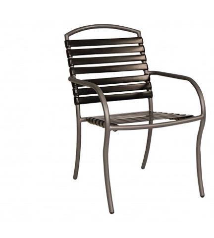 Woodard Company - Rivington Strap Dining Arm Chair - 6C0417