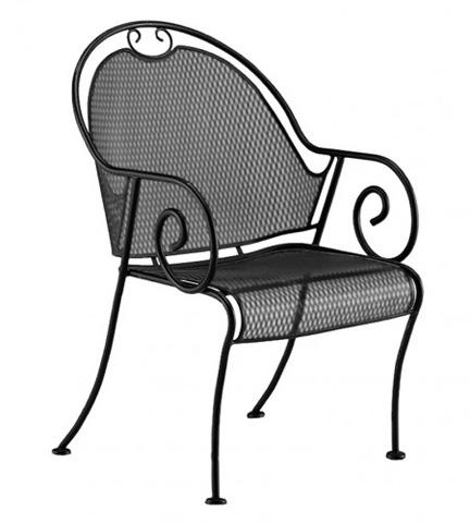 Woodard Company - Cantebury Barrel Dining Chair - 7L0010