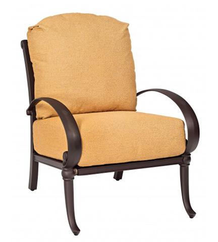 Woodard Company - Holland Lounge Chair - 7Z0406