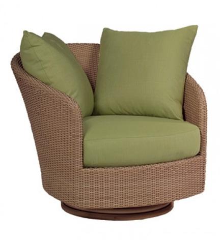 Woodard Company - Oasis Swivel Lounge Chair - S507015