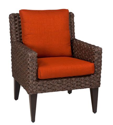Woodard Company - Mona Dining Arm Chair - S520511