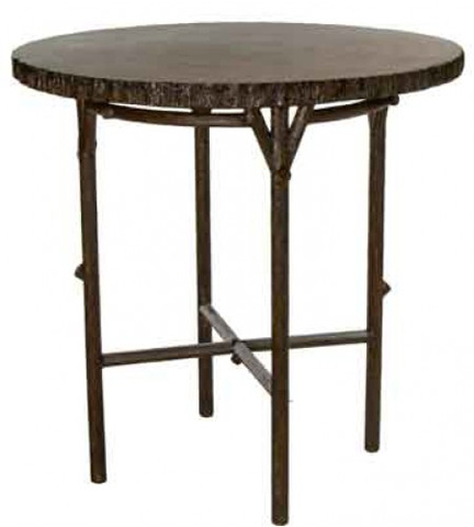 Woodard Company - Chatham Run Heartwood Bar Table with Faux Top - S525724