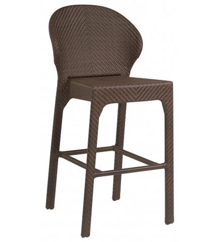 Woodard Company - Bali Barstool without Arms - S533091