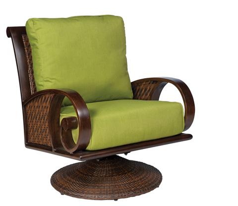 Woodard Company - North Shore Swivel Rocking Lounge Chair - S540015