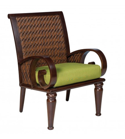 Woodard Company - North Shore Dining Arm Chair - S540511