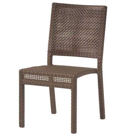 Woodard Company - All-Weather Miami Dining Side Chair - S601511