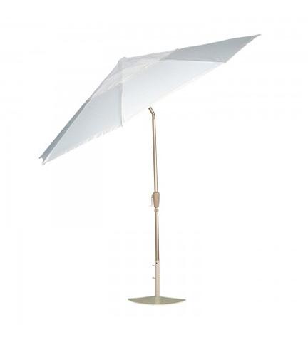 Woodard Company - Aluminum Auto Tilt Market Umbrella - 9861CW