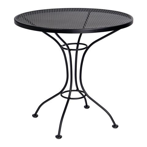 Woodard Company - Round Mesh Top Bistro Table - 380134