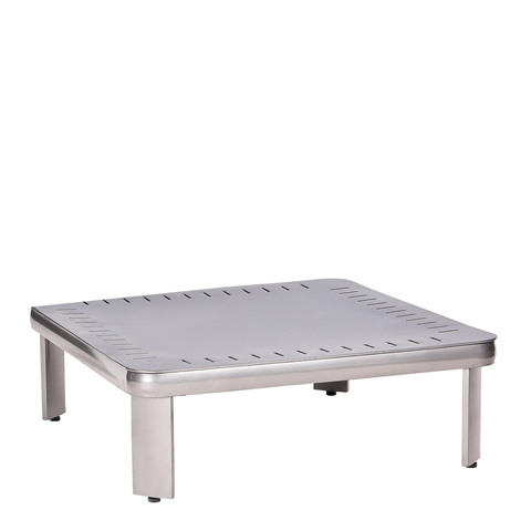 Woodard Company - Metropolis Square Table - 3G0442
