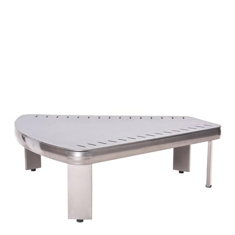 Woodard Company - Metropolis Wedge Table - 3G0452