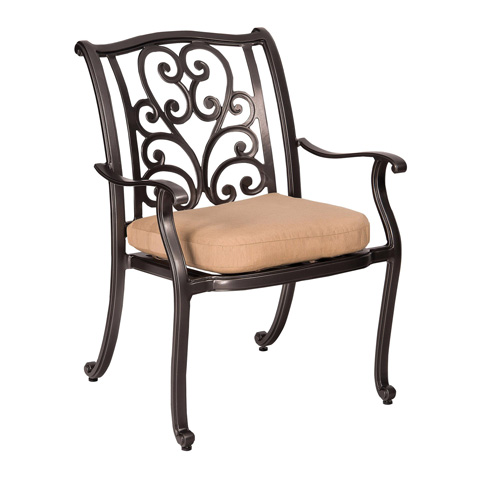 Woodard Company - New Orleans Dining Arm Chair - 3W0417
