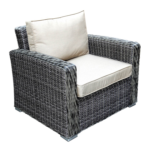 Woodard Company - Bay Shore Lounge Chair - S509011