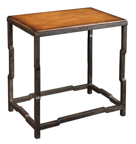Woodbridge Furniture Company - Kam Side Table - 1137-19