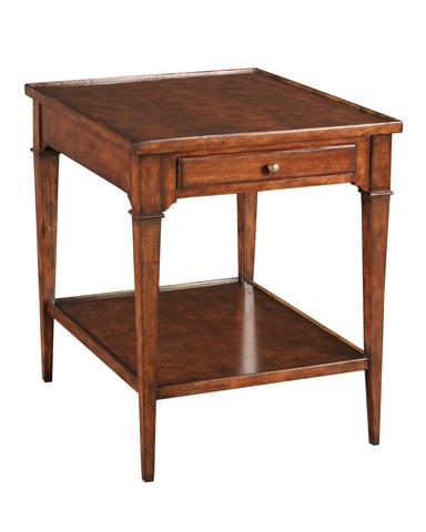 Woodbridge Furniture Company - Marseille Side Table - 1147-10