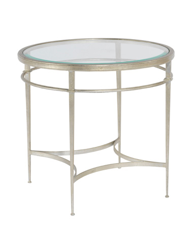 Woodbridge Furniture Company - Madeleine Round Side Table - 1158-51