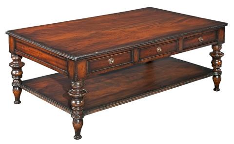 Woodbridge Furniture Company - St. Kitts Cocktail Table - 2074-16