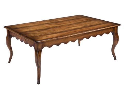 Woodbridge Furniture Company - Rococo Cocktail Table - 2077-26